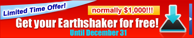 Get your Eeathshaker for free!